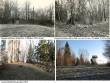 Vaateid Rakke linnamäelt 1970-ndatel ja 2009.