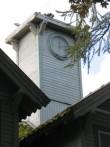 Kunda tsemendivabriku kontori hoone, 28733.vaade kellatornile Autor Anne Kaldam aeg: 11.09.2008
