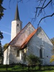 Haljala kirik .nr.15647. vaade idasse  Autor Anne Kaldam  Kuupäev  23.09.2008