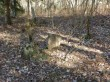 Uhmardu kalmistu vaade. Foto autor I. Raudvassar 20.04.2020