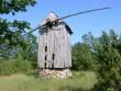 Viltina Villemi tuulik enne restaureerimist 2006. aastal. Foto: H.Koppel, 2006