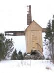 Viltina Villemi tuulik pärast restaureerimistöid. Foto: M.Koppel, 2008