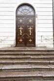 Magasini 1a restaureeritud uks. Foto Egle Tamm, 21.05.2020.