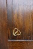 Magasini 1a restaureeritud ukse detail. Foto Egle Tamm, 21.05.2020.