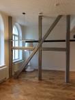 Raekoja plats 14 teine korrus. Foto Egle Tamm, 26.05.2020.