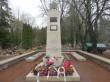 II maailmasõjas hukkunute ühishaud. Vaade lõunast. Foto: Aivo Raud 4.11.2019
