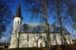 Lüganuse kirik. Vaade lõunast. Foto: Kalle Merilai 10.11.20