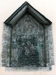 Mälestustahvel. D. Passer, 1641 (paas). Foto: J.Heinla 2002
