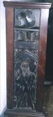 "Reljeef ""Apostel Andreas"". 1513 (puit). Foto: J.Heinla 2002"