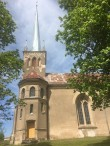 Rõngu kirik. Foto Dan Lukas 27.05.2020