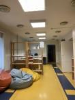 Ülikooli 7 teine korrus. Foto Egle Tamm, 25.01.2021.