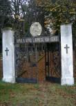 Tuletõrjekalmistu värav Foto: Sirje Simson 08.10.2007