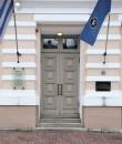 Peasissepääs Estonia pst poolt. Foto: H. Kuningas, 2021