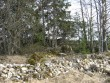 """Kivikalme """"Toomamägi"""", kalmele veetud põldudelt kive. Foto: M. Abel, 27.04.2010."""