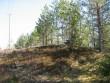 """Pelgupaik """"Seljamägi"""", vaade läänest. Foto: M. Abel, 03.05.2010."""