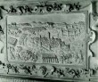 P. De la Gardie ja S. Gyllenhielmi hauamonument. A. Passer, 1593 (dolomiit, marmor, kullatis). Detailvaade. Foto: E. Raikküla? 1970.a-d