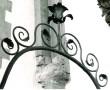 Kantsel kõlaräästaga. Chr. Ackermann, 1686, kõlaräästas: J. V. Rabe, umb. 1720 (puit, polükroomia, õli). Sepisdetail. Foto: J. Heinla 2003