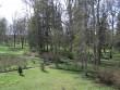 Kiltsi mõisa park, vaade peahoone lõunapoolselt terrassilt  Autor Anne Kaldam  Kuupäev  11.05.2010