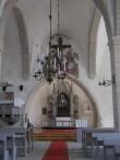 Kadrina kirik, 15661, vaade seest pilt: Anne Kaldam aeg: 11.05.2010