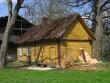 Vaeküla mõisa lindla, 15828, üldvaade lõunast Autor Anne Kaldam  Kuupäev  13.05.2010