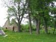 Aaspere mõisa valitsejamaja varemed :15636 vaade varemetes vaade  Autor ANNE KALDAM  Kuupäev  02.06.2010