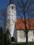 Haljala kirik .nr.15647. vaade lõunast  Autor Anne Kaldam  Kuupäev  13.06.2010