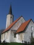 Haljala kirik .nr.15647. vaade idast Autor Anne Kaldam  Kuupäev  13.06.2010