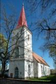 Haapsalu Jaani kirik, vaade põhjast    Autor Tõnis Padu    Kuupäev  22.05.2005