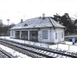 Laiarööpmelise raudtee Rahumäe jaamahoone, 1932. a.