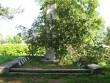 II maailmasõjas hukkunute ühishaud, reg. nr 5808. Vaade tormikahjustustele. Foto: Ingmar Noorlaid, kuupäev 06.09.2010