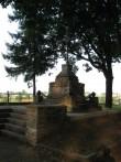 Monument Põhjasõjas 1704. a. langenud vene sõjaväelastele. Autor Tõnis Taavet, 18.08.2010.