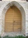 Simuna kirikuaia kabel, 15622, vaade lõunast - uksele  pilt: Anne Kaldam  aeg: 24.09.2010