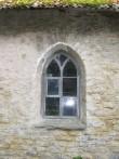 Simuna kirikuaia kabel, 15622, vaade lõunast - läänepoolele aknale pilt: Anne Kaldam  aeg: 24.09.2010
