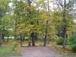 Udriku mõisa park reg. 15680, vaade edelapoolsele  pargialale -peahoone trepilt otse edelasse autor Anne Kaldam  Kuupäev 29.02.2010