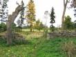 Udriku mõisa piirdemüürid15681, vaade  lõunast- väravakohale,  autor: Anne Kaldam aeg: 29.09.2010