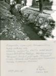 Haapsalu linnamüüri vundament, foto Läänemaa Muuseumi kogudest