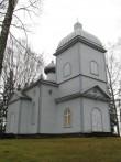 Luhamaa kalmistu. Kirik. Foto Tõnis Taavet, 10.11.2010.