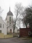 Kiriku vaade edelast. Foto: M.Koppel. november 2010