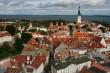 Vaade Niguliste kiriku tornist. Foto: Henry Kuningas, 2009.