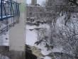 Kunda tsemendivabriku klinkerveski hoone, reg. 28731.vaade idast  üle jõe  autor Anne Kaldam  aeg 19.01.2011