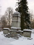 Kullamaa vabadussõja mälestussammas  Autor Kalli Pets  Kuupäev  28.01.2005