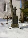 Prk. Hansenite hauaplats  Autor Kalli Pets  Kuupäev  20.03.2006