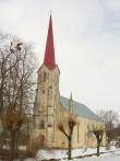 Lihula kirik. Foto: Kalli Pets, 23.03.2006