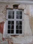 Liigvalla mõisa peahoone. Detail: uus Ikorruse aknaraam2005. Autor AnneKaldam Kuupäev 09.04.2006