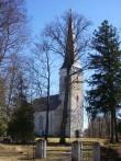 Lääne-Nigula kirik  Autor Kalli Pets  Kuupäev  21.04.2006