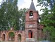 Värska kirik. Eestvaade. Viktor Lõhmus 13.06.2008
