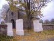 Vaade Kose kiriku piirdemüürile ja väravale. Foto: Ly Renter 2006