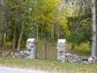 Kalmistu värav  Autor Kalli Pets  Kuupäev  20.10.2006