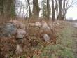 Jüri kalmistu piirdemüür.  Autor Ly Renter  Kuupäev  01.01.1970