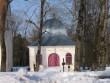 Väike-Maarja kirikuaia kabel : 16108 vaade lõunast  Autor Anne Kaldam  Kuupäev  14.03.2011